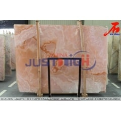 Beautiful Iran Pink Onyx Marble